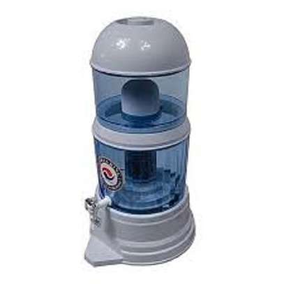 Korea King Table Top Tap/ Well/ Salty Water Purifier 7 Filter Stage+Tap image 1