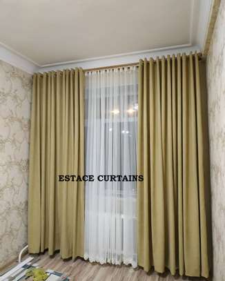 Home decor curtains image 1