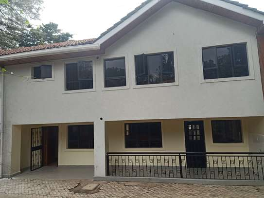 3 bedroom townhouse for rent in Old Muthaiga image 1