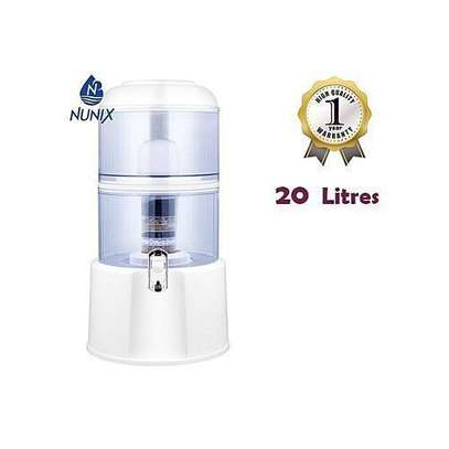Water Purifier/Filter With A Tap- 20 Litres,7 Filter Stages-nunix image 2