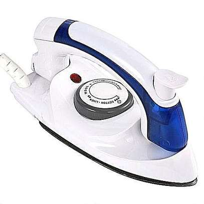 Travel Steam Iron Box image 1