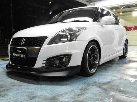 Suzuki Swift 1.6 Sports image 3