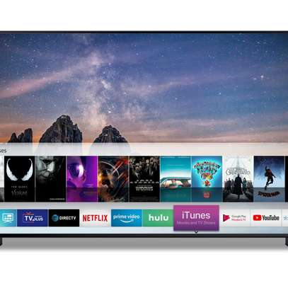 hisense 50 smart digital 4k frameless tv image 1