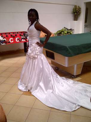 New Wedding Gown for sale/ hire