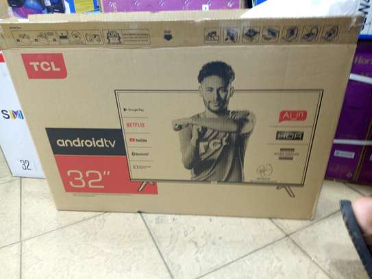 """Tcl 32"""" smart android TV at 18500 image 2"""