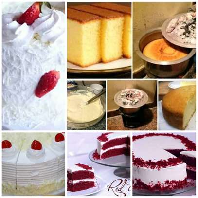 Cakes recipes ebooks and Videos image 1