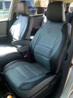 WISH DURABLE CAR SEAT COVERS image 1