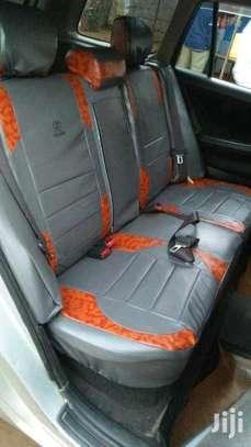 Kikuyu Car Seat Covers image 1