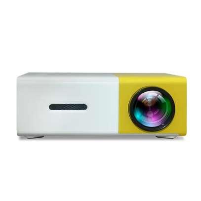 LEJIADA YG300 Pro LED Mini Projector image 4