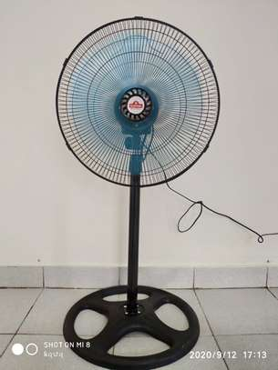 Standing fan