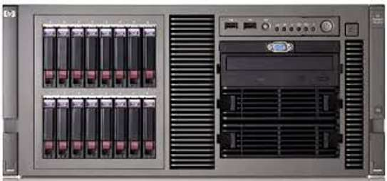 HP ProLiant ML370 G5 Server Computer image 2