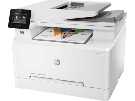 Hp laserjet M479Fnw, network+Wi-Fi printer image 2