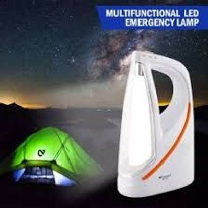 Multi functional Kamisafe Rechargeable Emergency Lamp image 2