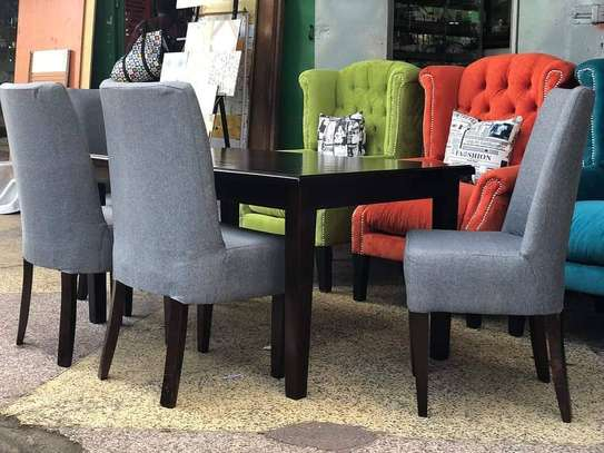 6 seater Dining Table (300)