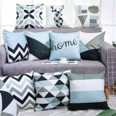 Colourful pillows image 7