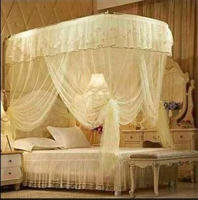2 stand  mosquito net without rail image 1