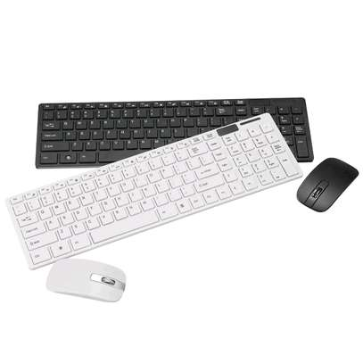 K06 Portable Mini Wireless Mouse Keyboard 2 4G Keyboard