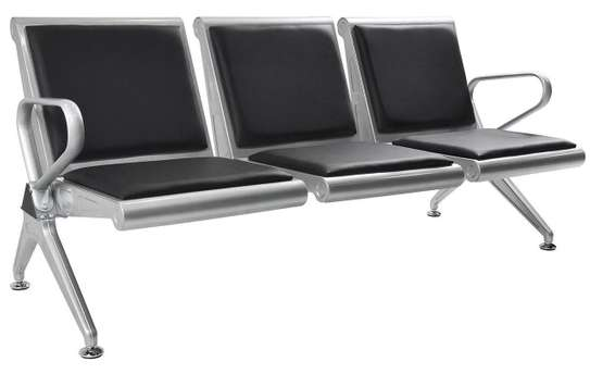 Heavy Duty Airport Link chairs image 1