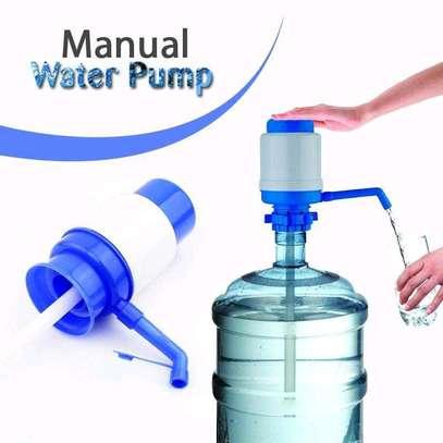 Manual drinking pump/water pump image 1
