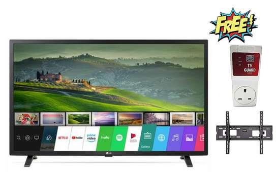 "LG 43"" SMART TV + FREE TV GUARD & WALL BRACKET image 1"