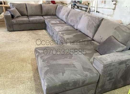 Modern 7 seater Sofa image 1