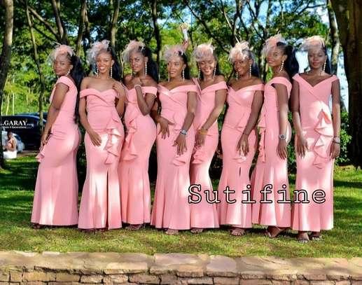 Tailor made wedding dresses image 5