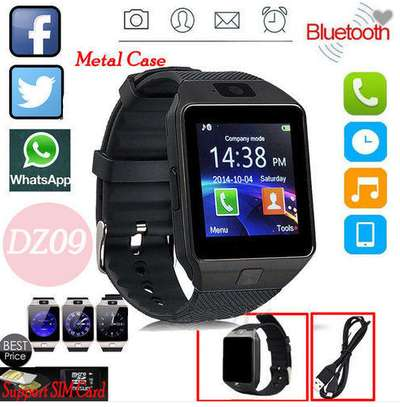 Bluetooth DZ09 Smart Watch Wrist Watch Phone with Camera & SIM Card Support image 3