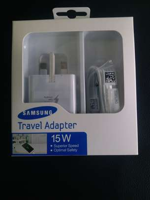 FAST CHARGER ,SAMSUNG Travel Adapter