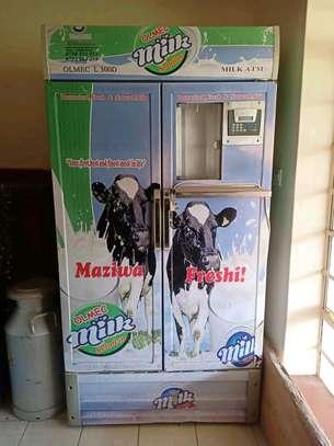 Milk ATM machine image 1