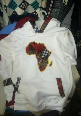 Africa designed hoods and T-shirts. image 3