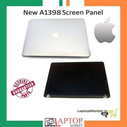 "NEW Apple MacBook Pro A1398 15.4"" Laptop Screen Complete LCD Assembly Mid 2013-14"