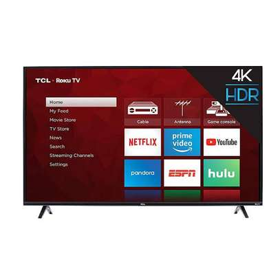 TCL digital smart android 55 inches brand new