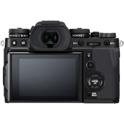 FUJIFILM X-T3 Mirrorless Digital BODY ONLY (Black) image 2
