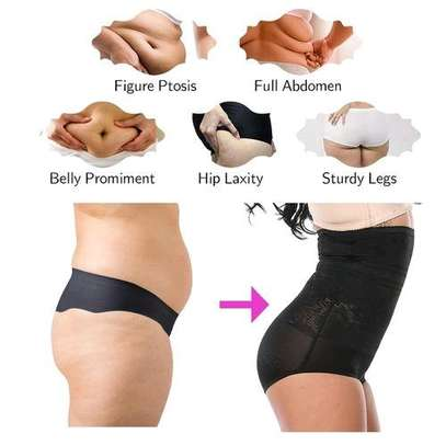 Fashion Womens Shapewear Tummy Control Butt Lifter Body Shaper Waist Trainer image 2