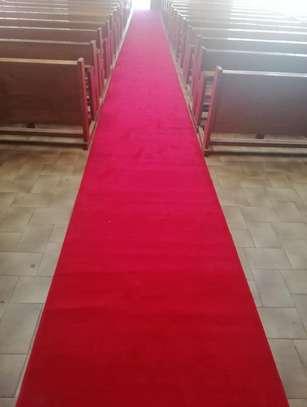 church walk way red carpet wall to wall carpet image 1