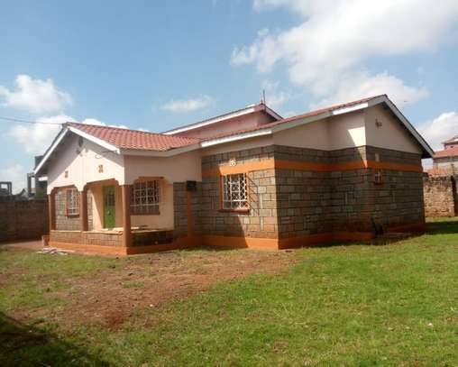 3 bedroom Residential Bungalow for sale in Thika.