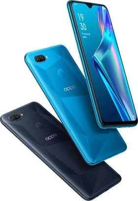 Oppo A12 32GB ROM +3GB RAM,(DUAL SIM)-Blue image 1