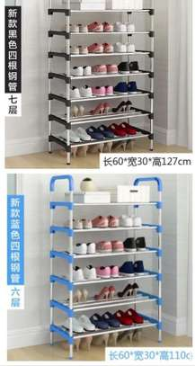 6 tier shoe rack image 1