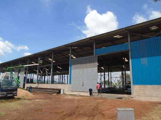 Thika Road - Commercial Property, Warehouse