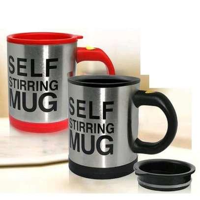 Self stirring mug image 3