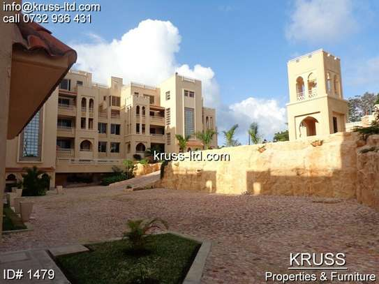 3br newly built apartment for rent in Nyali ID1479 image 8