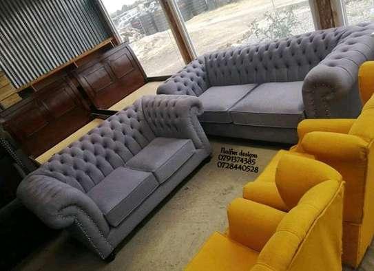 Three seater sofas/two seater sofas/one seater sofas/seven seater sofas/complete set of sofas image 1