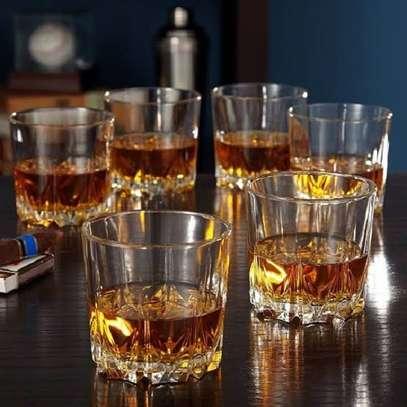 6pc Whisky Glasses