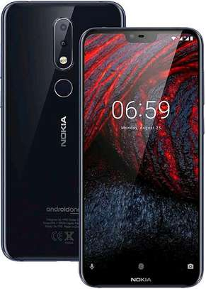 New Nokia 6.1 plus (X6) 4GB Ram, 64GB image 1