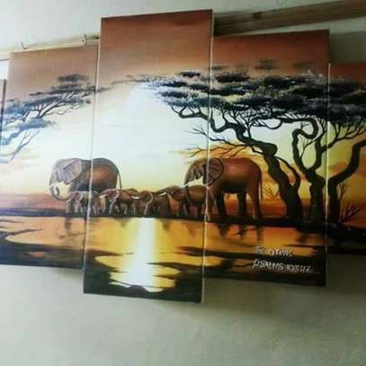 Art,Paintings,Wall Hanging,Wall decor image 12