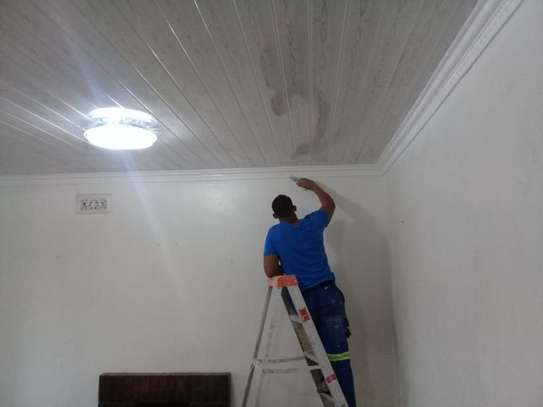Painting and Decorating Professionals - Wood Varnishing and Staining Nairobi image 2
