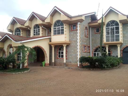 Spacious 4 bedroom home to to let@ Garden estate image 1