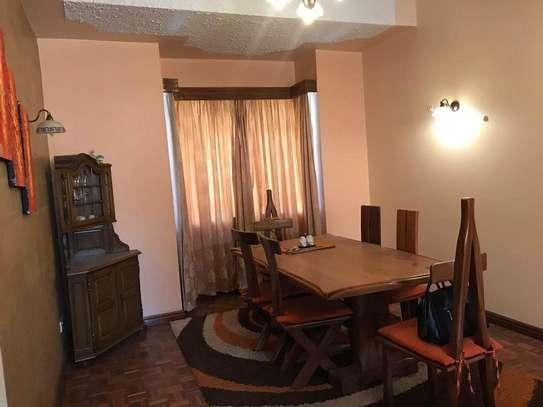 Furnished 3 bedroom apartment for rent in Westlands Area image 5