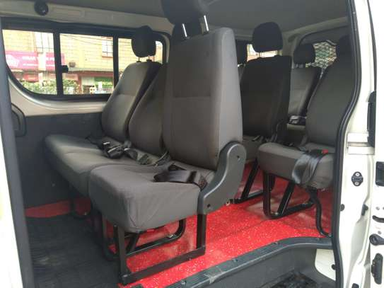 EXECUTIVE  4X4  VAN FOR HIRE image 2