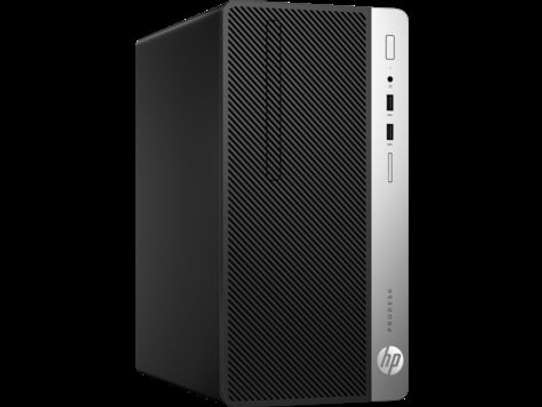 HP ProDesk 400 G4 Microtower PC (1KN89EA) image 2